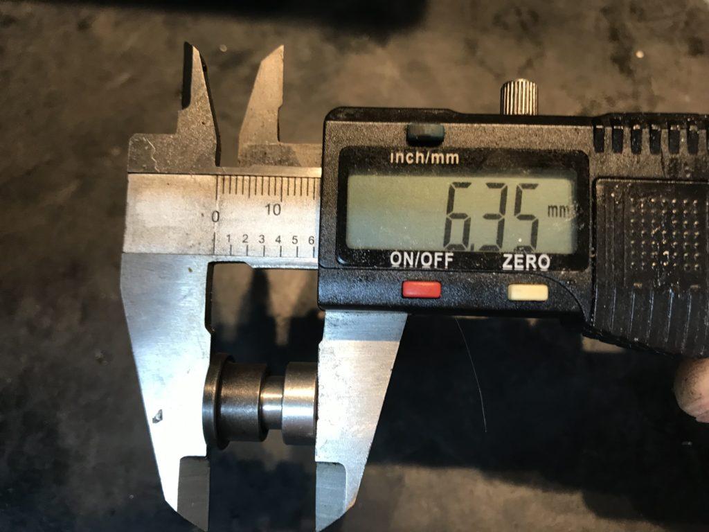 valves clearance ducati